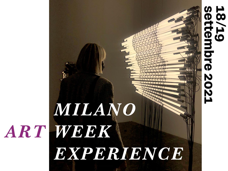 MILANO ART WEEK EXPERIENCE