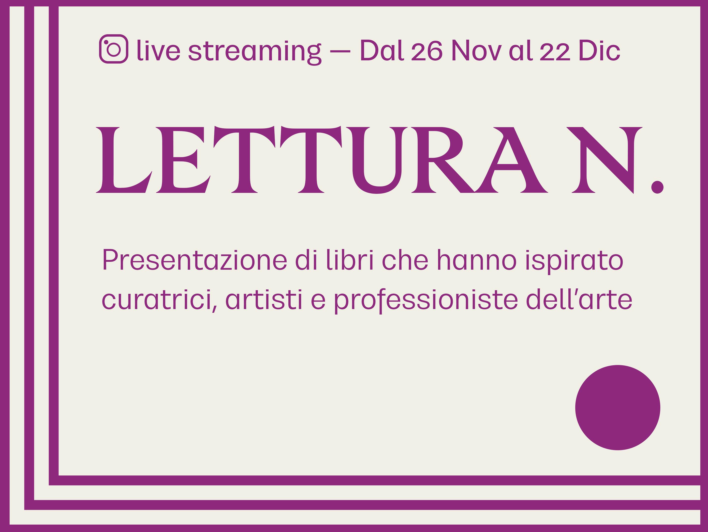 LETTURA N.